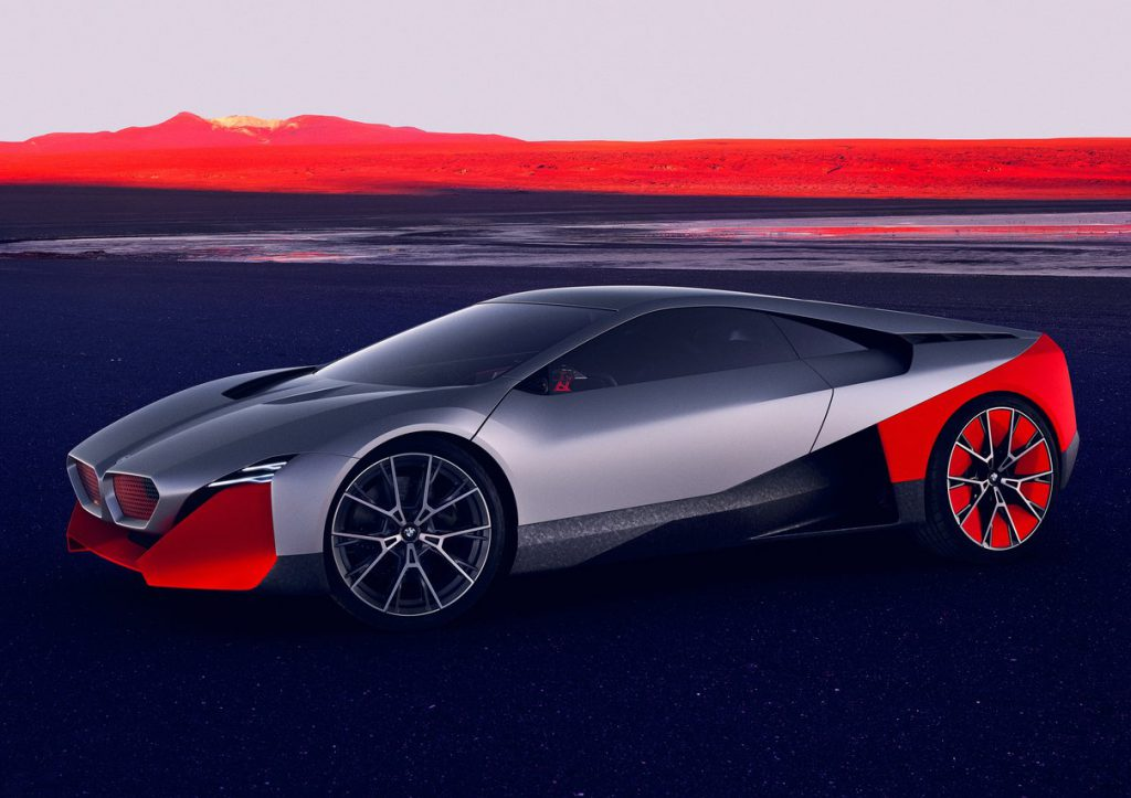 BMW M Next