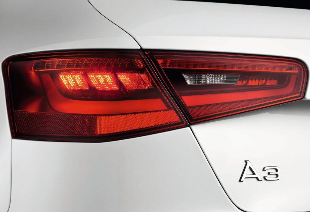 2012 Audi A3 taillight