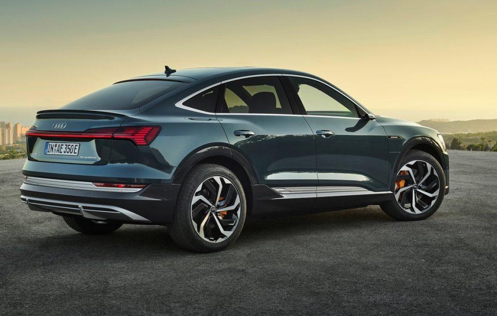 Audi e-tron sportback SUV